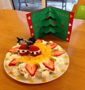 ★クリスマス ケーキ★