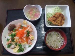 2016.10.17 昼食
