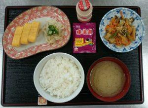 2014.10.28 朝食
