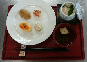 2014.11.1 昼食