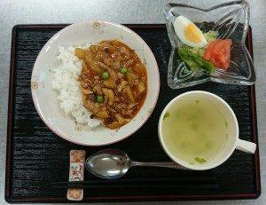 2014.11.3 昼食