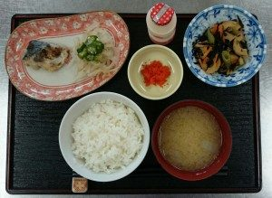 2014.11.6 朝食