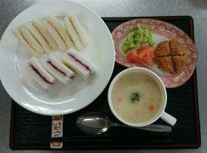 2014.11.12 昼食