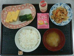 2014.11.18 朝食