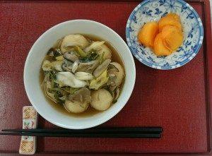 2014.11.25 昼食