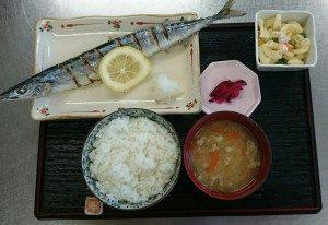 2014.12.3 昼食
