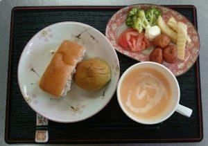 2015.2.15 昼食