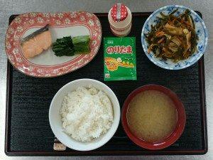 2015.4.8 朝食