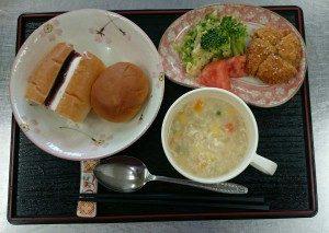 2015.4.8 昼食