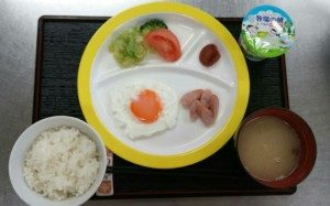 2015.4.18 朝食