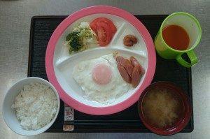 2015.5.24 朝食