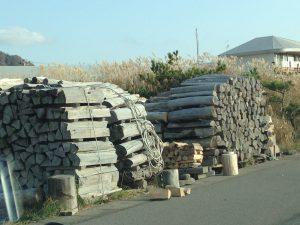 白神山地の恵みの薪